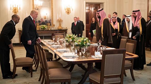 باشگاه خبرنگاران -ایران و یمن؛ موضوعات اصلی گفتگوی ترامپ و بن سلمان در کاخ سفید