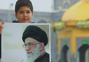 حال و هوای زوار در مشهد برای دیدار با رهبر معظم انقلاب +فیلم