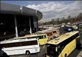باشگاه خبرنگاران -استقرار گشت تعزیرات در پایانه مسافربری غرب تهران/ یک هزار و 700 اتوبوس در نوروز 97 مسافران را جابجا میکنند