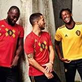 باشگاه خبرنگاران -لباس تیم ملی بلژیک رونمایی شد