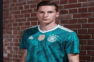 باشگاه خبرنگاران -لباس دوم تیم ملی آلمان رونمایی شد