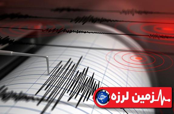 باشگاه خبرنگاران -وقوع زمینلرزه سه و ۶ دهم ریشتری در گندمان