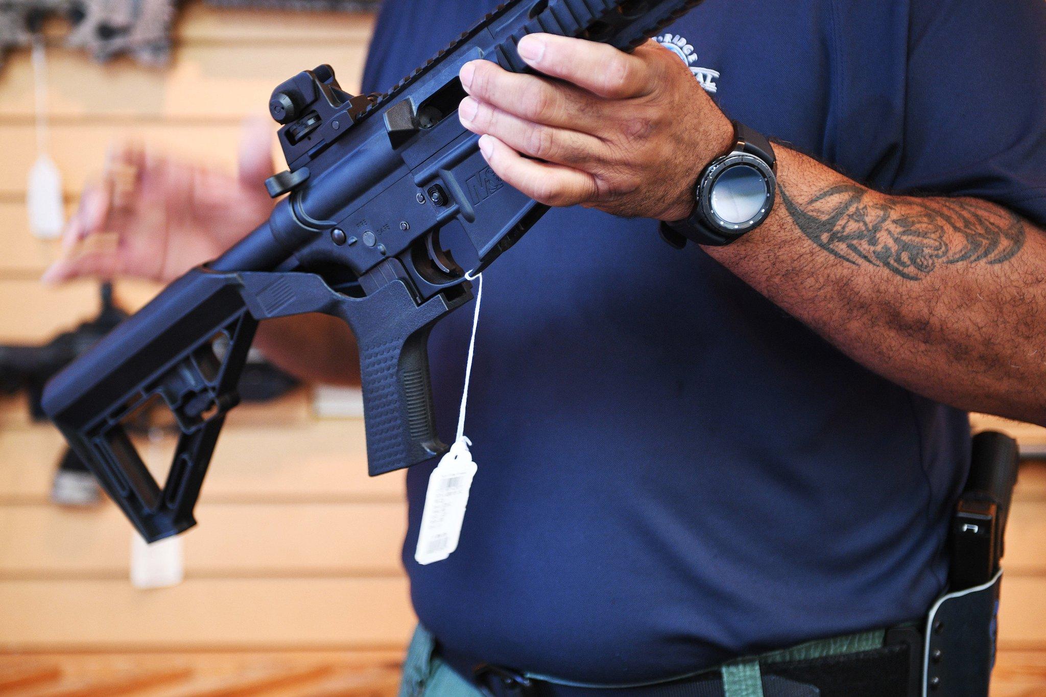 ////////خرید اسلحه در کشورهای جهان چقدر طول می کشد؟+تصاویر
