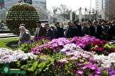 باشگاه خبرنگاران - آستان قدس رضوی برای حضور ۸ میلیون زائر در حرم مطهر رضوی آمادگی کامل دارد