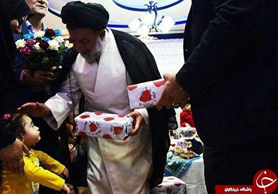 باشگاه خبرنگاران - نماینده، ولی فقیه و استاندار لرستان با کودکان بیسرپرست دیدار کردند+تصاویر