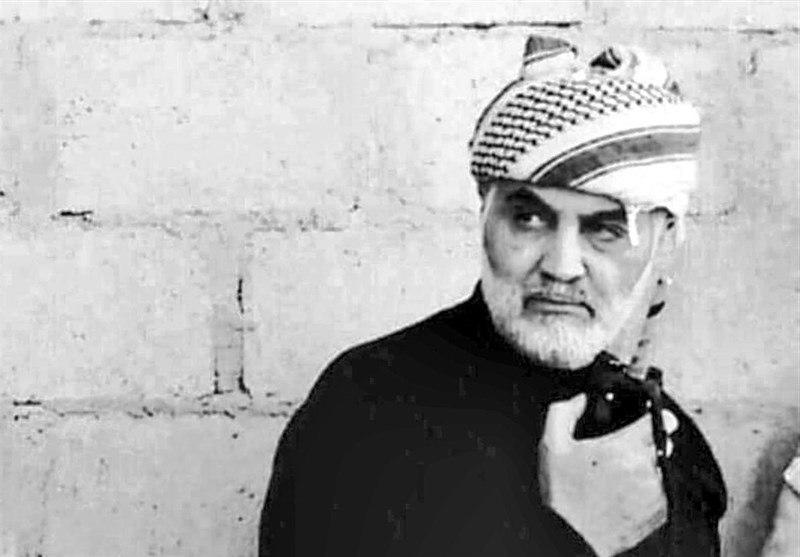 تیتر پایگاه اینترنتی مجله نیوزویک در مورد سردار سلیمانی +عکس