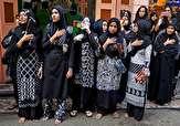 باشگاه خبرنگاران -عزاداری مردم هند در سوگ شهادت حضرت فاطمه(س) + فیلم