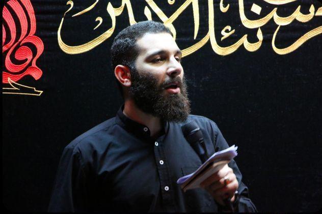 مداحی شور کربلایی محمد حسین حدادیان - سلام آقا که الان روبروتونم