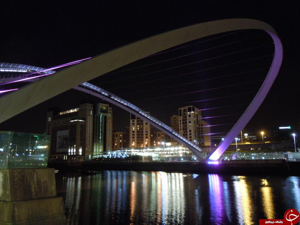عجیب ترین و متفاوت ترین پل هایی که تاکنون دیده اید!+تصاویر
