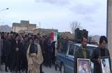 باشگاه خبرنگاران -تشییع و خاکسپاری پیکر پدر شهیدان موسوی در وردنجان