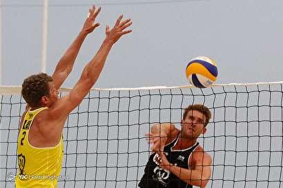 باشگاه خبرنگاران -روز سوم مسابقات تور جهانی والیبال ساحلی