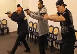 آموزش کار با اسلحه برای معلمان آمریکایی + فیلم