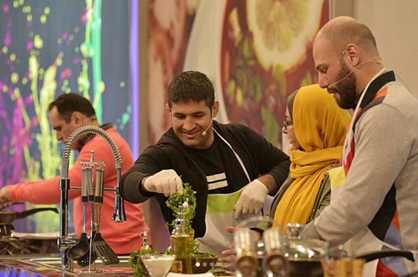 مسابقه آشپزی روزبهانی و عبدولی امشب از شبکه 2