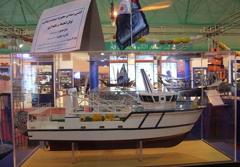 باشگاه خبرنگاران -حضور ۷ شرکت خارجی در نمایشگاه بین المللی دریایی