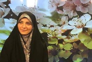 خاطره راحله امینیان مجری تلویزیون از شهید محمدحسین حدادیان +فیلم