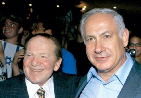 شلدون آدلسون مخارج انتقال سفارت آمریکا از تل آویو به قدس را تامین خواهد کرد