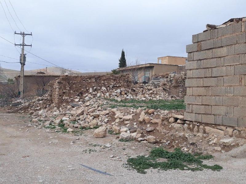 وضعیت فعلی روستای هدف گردشگری پاطاق به روایت تصاویر