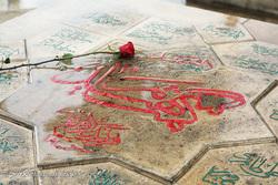 مراسم تکریم شهدای دانشگاه امیرکبیر