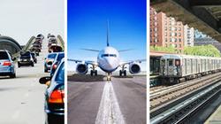 امن ترین وسیله برای سفر چیست؟+اینفوگرافیک