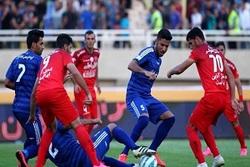 پرسپولیس یک - استقلال خوزستان صفر/ برانکو با برد اقتصادی مهیای جشن قهرمانی شد +فیلم