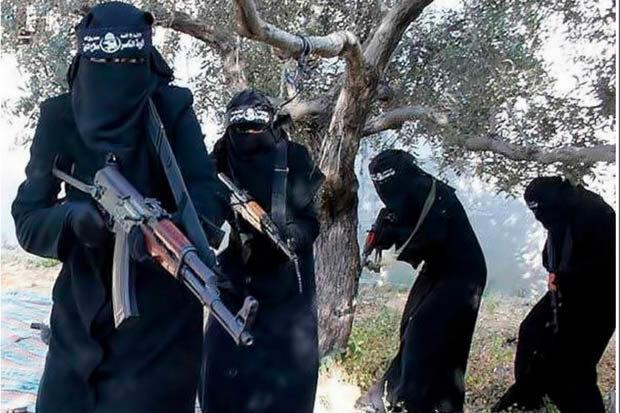 باشگاه خبرنگاران -بازگشت ۱۰۰۰ عروس داعشی به اروپا