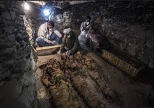 کشف یک گورستان باستانی دیگر در مصر
