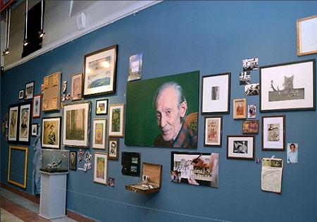 مجموعه ای از هنرهای تجسمی در نمایشگاه گروهی «نقش هنر»