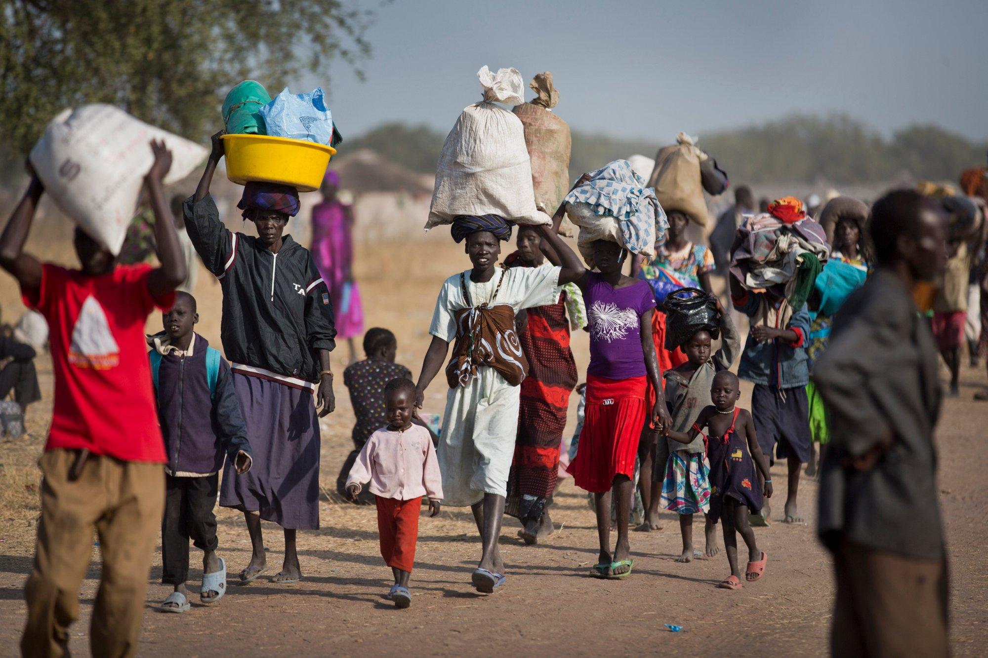 یونیسف: چاد به کمکهای بشردوستانه نیاز دارد