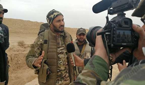 باشگاه خبرنگاران - از آموزش تروریستهای داعش در مناطق تحت تصرف نیروهای دموکراتیک کرد تا طرح جدید آمریکا در شرق رود فرات + نقشه میدانی و تصاویر