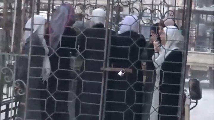 قفسی که گروه های جهادی مسلح برای مردم غوطه ساختند