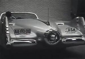 فناوریهای منحصر به فرد خودروی بیوک ۱۹۵۱ + فیلم