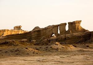 کلوتهایی که گردشگران را به بوشهر میکشاند + فیلم