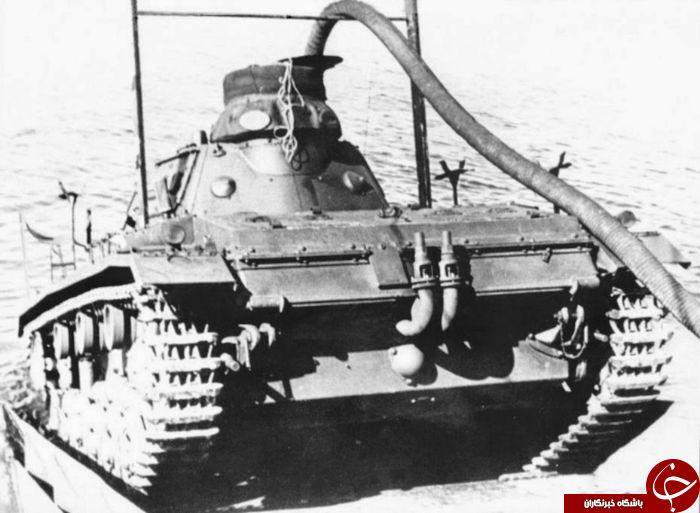 5 سلاح عجیب و ترسناکی که در جنگ جهانی دوم ساخته شدند