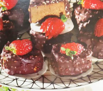 باشگاه خبرنگاران -طرز تهیه شیرینی خوشمزه و متفاوت ویژه عید