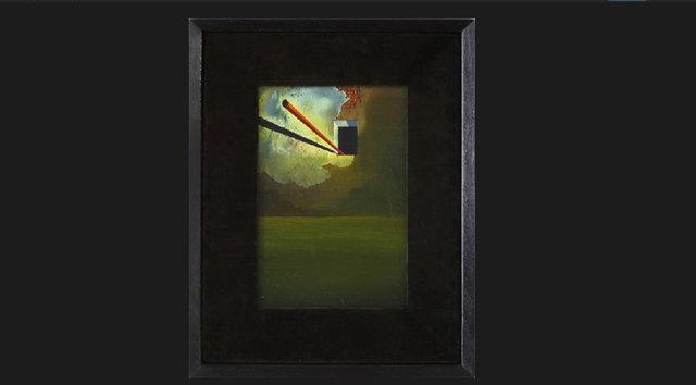 اثر معروف نقاش مشهور پیدا شد