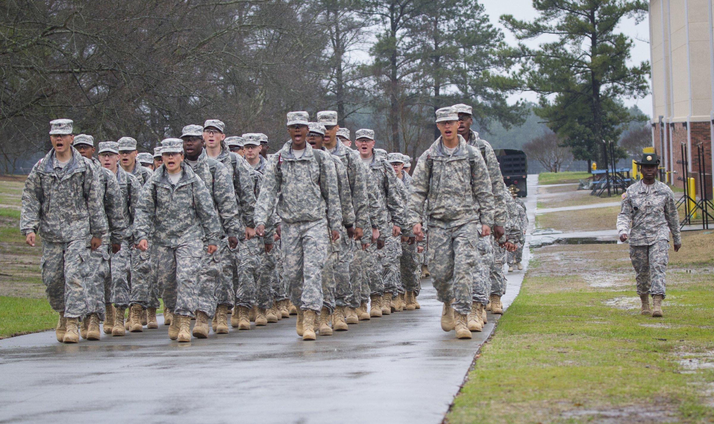 ارسال بسته مشکوک به یک پایگاه نظامی در ویرجینیا