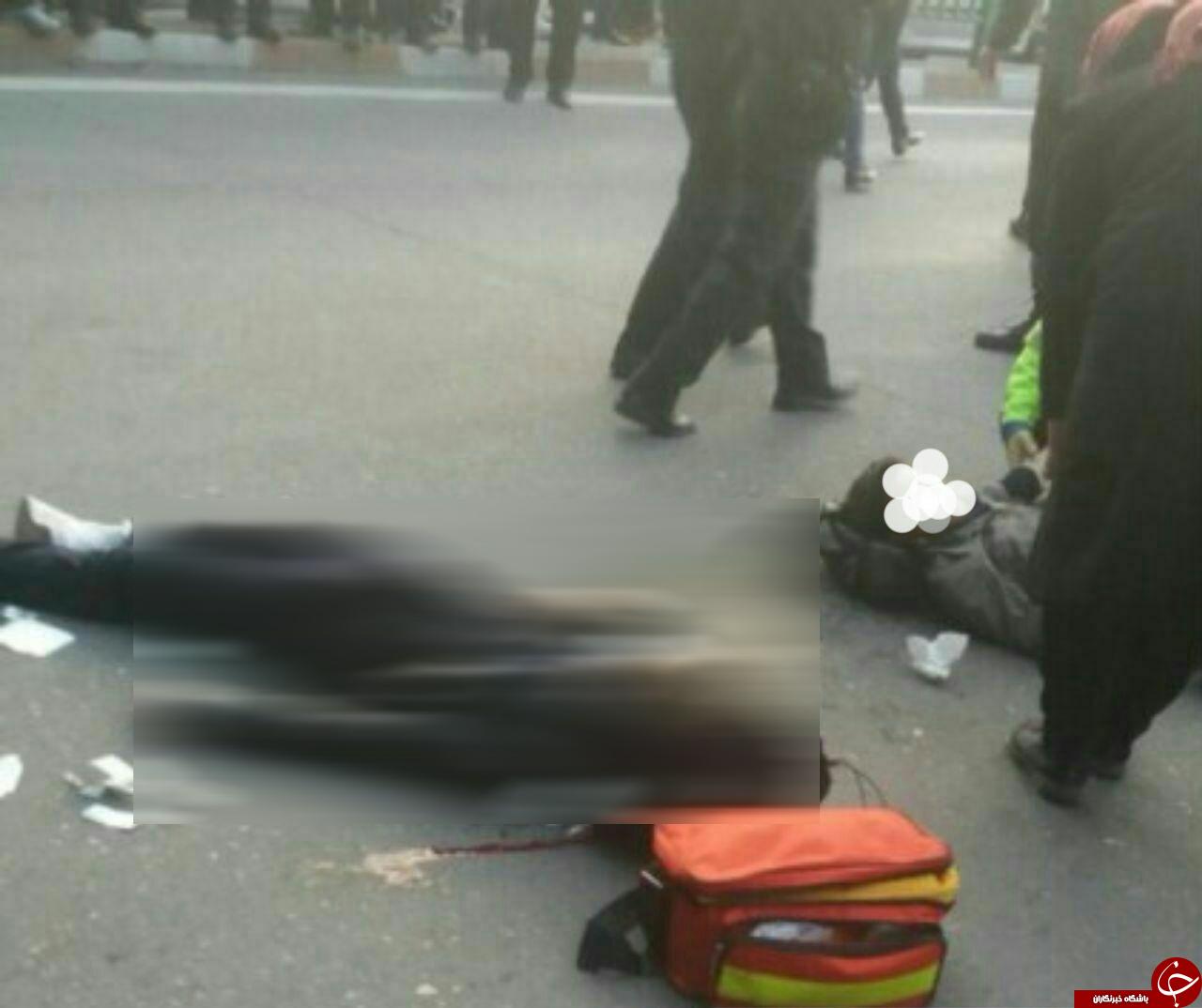 خودکشی نافرجام دو دختر جوان در تبریز + فیلم