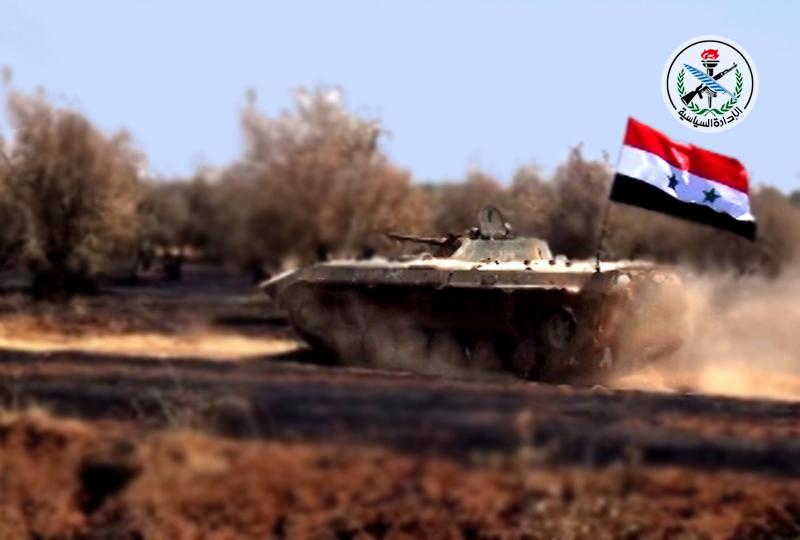 کشف تونل 500 متری تروریستها در حومه دمشق/ مقر تکفیریها در هشت نقطه از حومه حمص منهدم شد