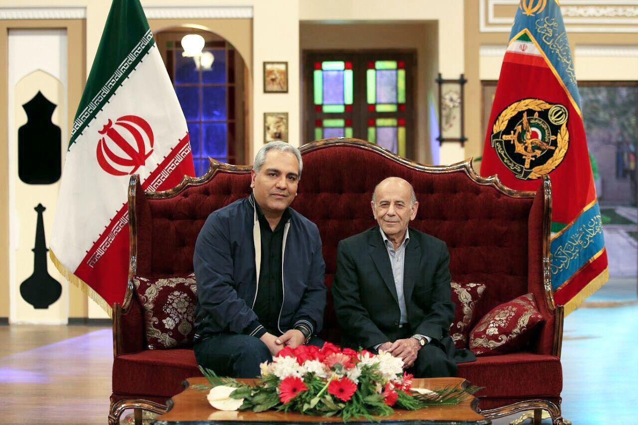 گرامیداشت روز ارتش جمهوری اسلامی ایران در برنامه دورهمی