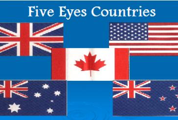 نشست محرمانه اعضای «پنج چشم» در نیوزیلند
