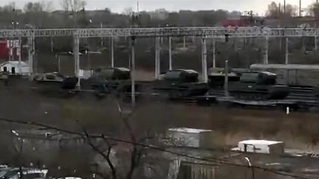 روسیه نیرو و تجهیزات سنگین نظامی خود را به مرز کره شمالی اعزام کرد