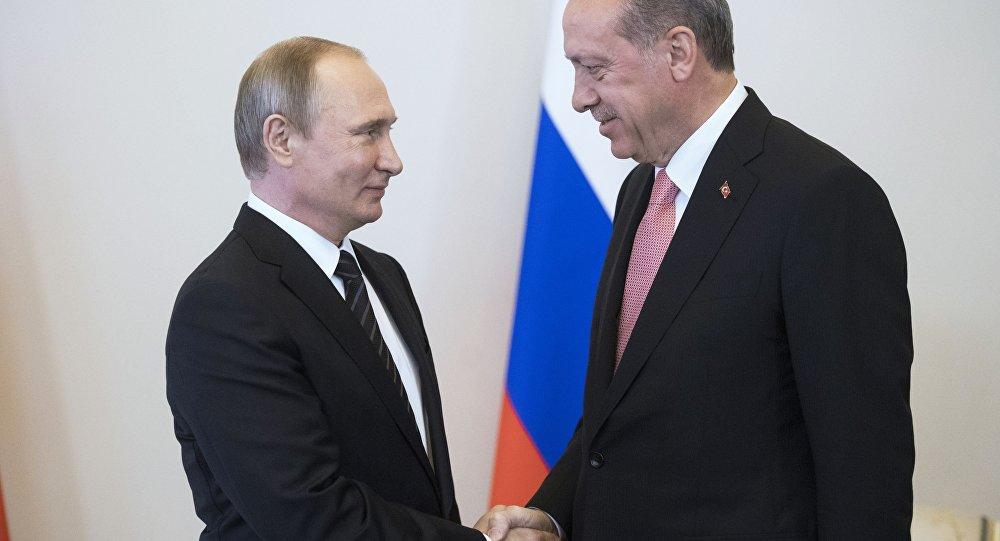 پوتین و اردوغان 13 اردیبهشت در سوچی دیدار میکنند