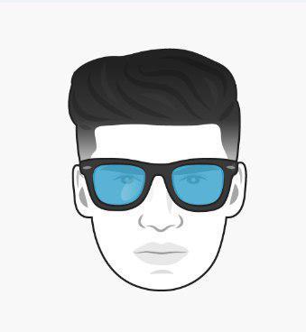 کدام عینک آفتابی مناسب صورت شما است؟ + تصاویر