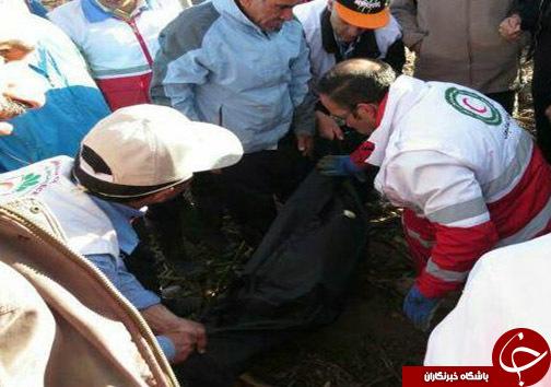 کشف جسد یکی از مفقودان حادثه سیل روستای چنار