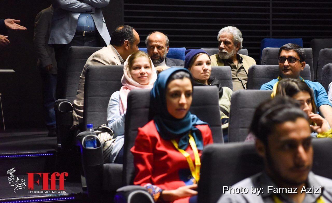 رئیس سازمان سینمایی به تماشای آگوست نشست