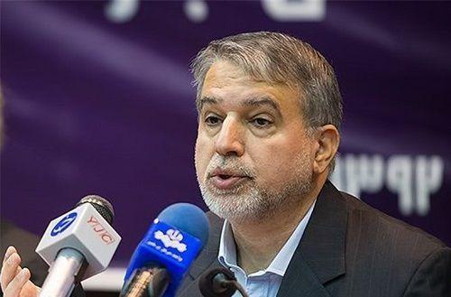 آغاز سخنرانی وزير ارشاد در محل برگزاری مسابقات قرآن كريم