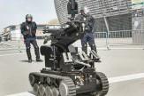 باشگاه خبرنگاران -ربات ضد گلوله نیروی ویژه پلیس +فیلم