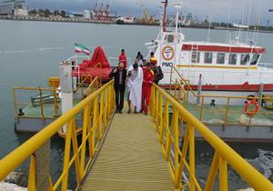 عملیات موفقیت آمیز نجات دریایی
