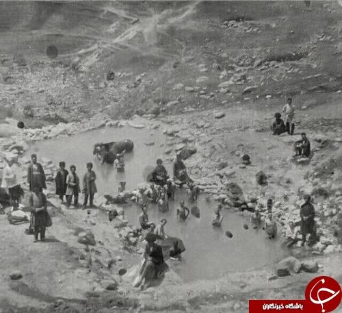 سرعین در زمان قاجار + عکس