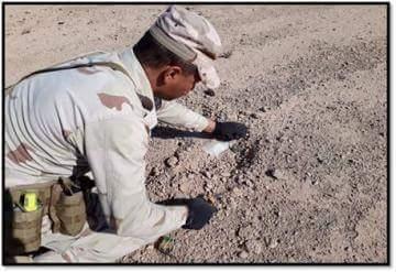 متلاشی شدن تحرکات تروریستی در کربلا و سامراء/  استحکامات زیرزمینی داعش در «بابلان» دیالی ویران شد + تصاویر